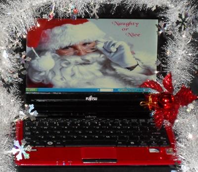 Fujitsu M2011 Mini-Notebook