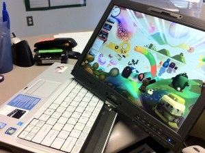 Fujitsu Lifebook T900 is my NEW Tablet PC (sort of)