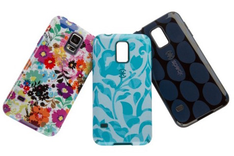 Beautiful Galaxy S5 cases.