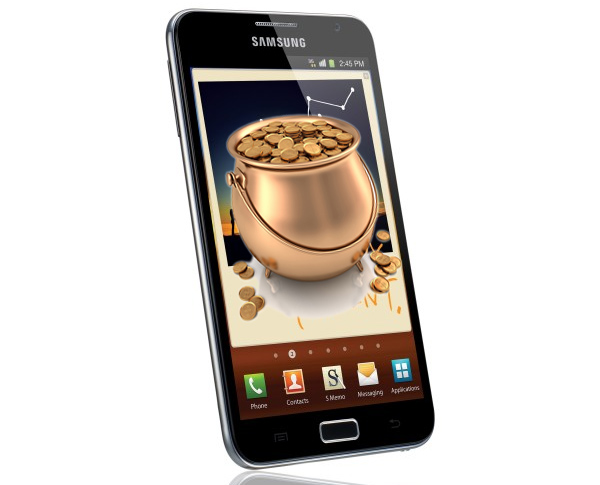 Samsung Galaxy Note, Too Expensive?