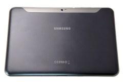 Samsung Galaxy Tab 8.9 back