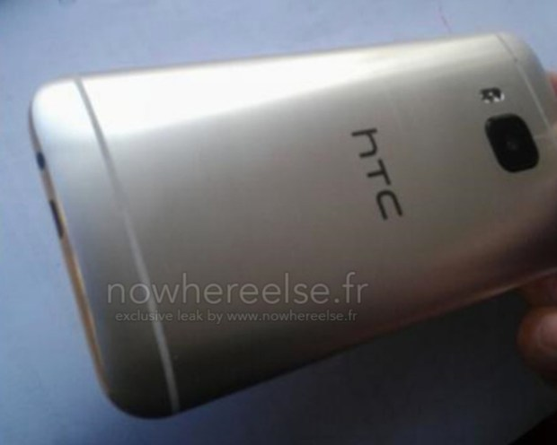 Leaked HTC One M9 photo shows 20MP Camera