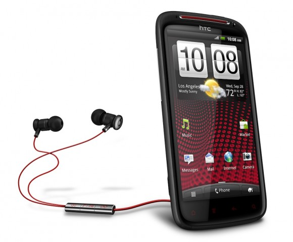 HTC Sensation XE - Beats Audio