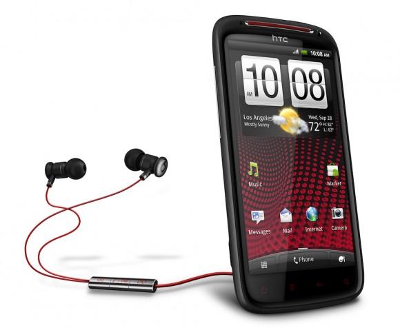 HTC Sensation XE - Beats Audio