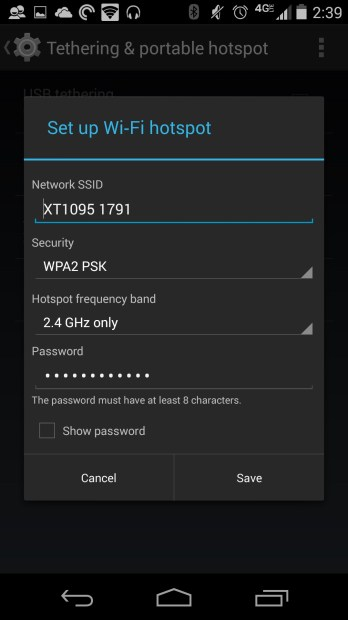 How To Use Wi-Fi HotSpot on the Moto X 2014 (11)
