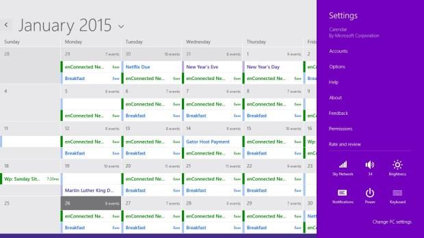 How to Add Calendars to Calendar in Windows 8 (5)