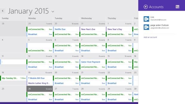 How to Add Calendars to Calendar in Windows 8 (6)