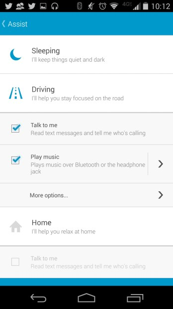 How to Auto Play Music on the  Moto X 2014 With Moto Assist (9)