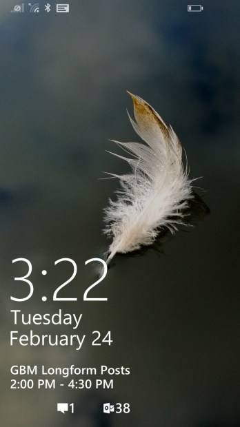 How to Change the Background on a Windows Phone (1)
