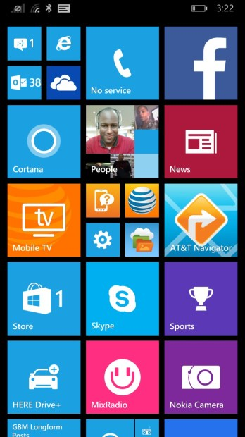 How to Change the Background on a Windows Phone (2)