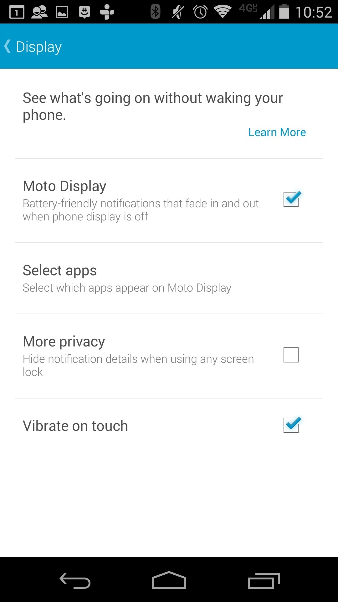 How to Customize Active Display on Moto X 2014