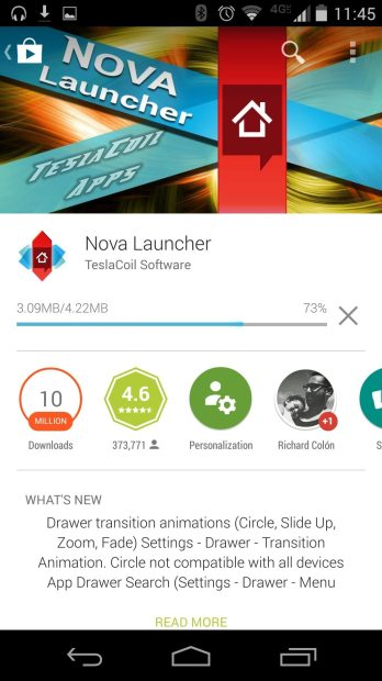 How to Get Rid of the Google Search Bar on the Moto X 2014 (9)