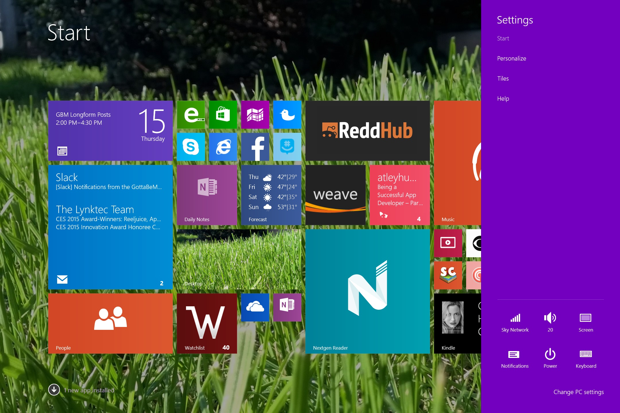 Close Apps Running In Background Windows 81 Welcome To The Windows 8 1  Settings App Uninstalling Android Apps