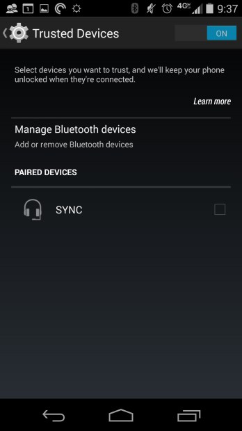 How to Unlock Your Moto X 2014 With a Bluetooth Device (8)