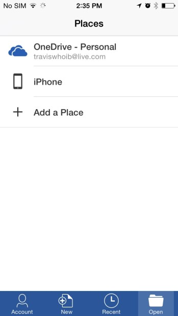 How to Use Microsoft Office on iPhone (11)
