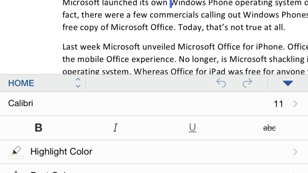 How to Use Microsoft Office on iPhone (15)