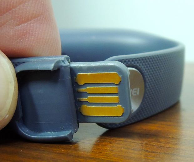 Huawei Talkband B1 usb connector