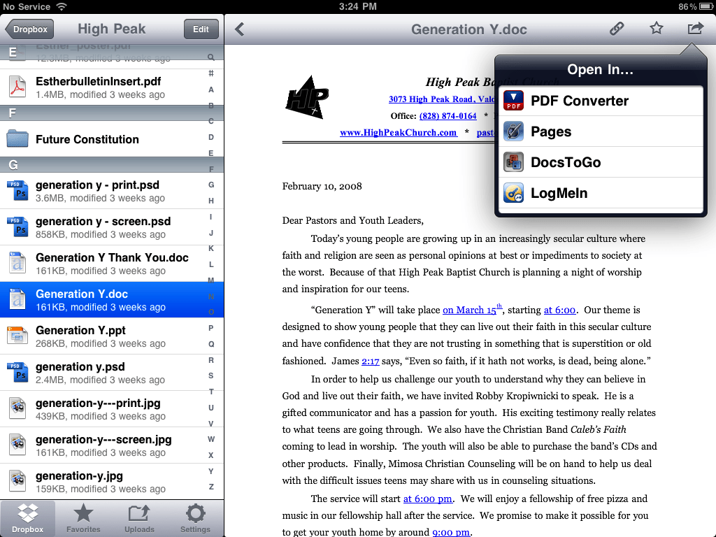 How To Pdf From Website On Ipad