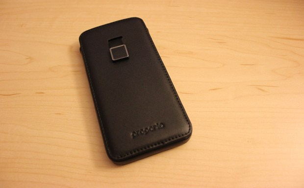 sports shoes 91c52 71859 Proporta iPhone 6 Leather Sleeve Review