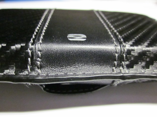 Pure Gear Soft Case Leather and Stitching