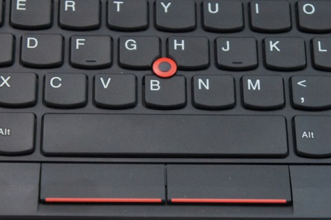 Optical TrackPoint and mouse buttons - ThinkPad Tablet Keyboard Folio Case