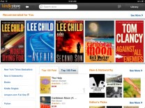 Kindle Cloud Reader Hands on - 5