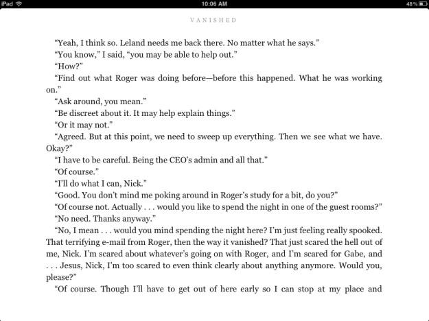 Kindle Cloud Reader Hands on