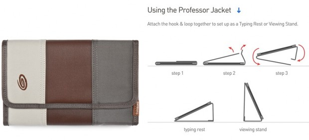 Kindle Fire Case - Professor