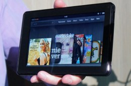 Kindle Fire Sells 100,000 on day one