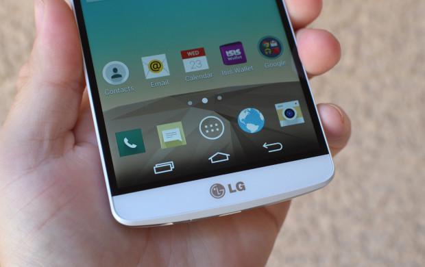 LG G3 vs. Samsung Galaxy S6 - 1
