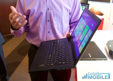 Lenovo LaVie Z Hands On - 1-X3