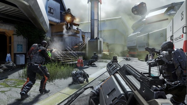 Learn how to level up faster in Call of Duty: Advanced Warfare with these tips.