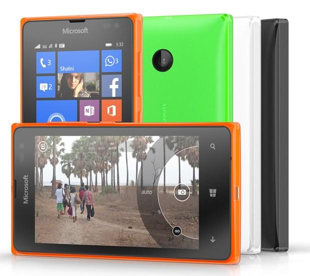The Lumia 532