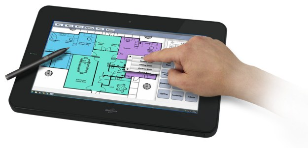 MOtion CL900 touch and pen