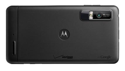 Motorola Droid 3 Back