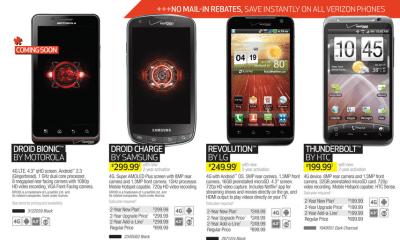 Motorola Droid Bionic Best Buy