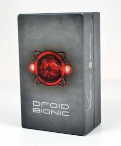 Motorola Droid Bionic Box