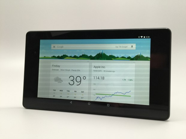 Nexus 7 Android 5.0 Lollipop Review Early - 3