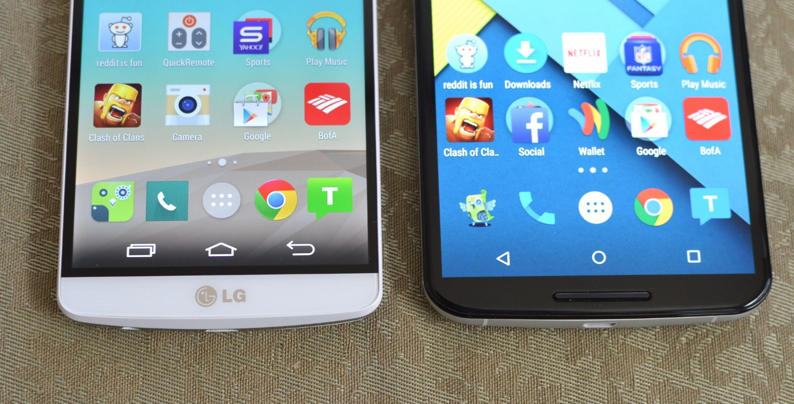 iPhone 6s vs  LG G3: What We Know So Far
