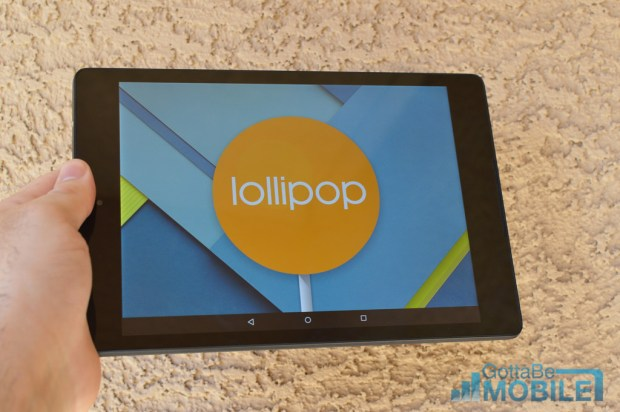 How to Install Android 5 1 1 Lollipop on the Nexus 9