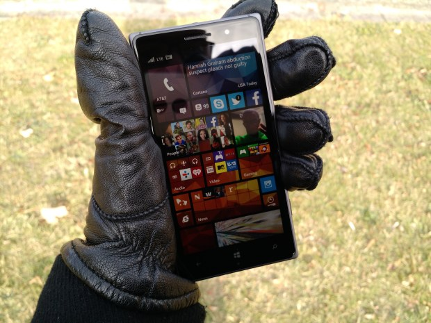 The Lumia 830 already has Lumia Denim on-board.