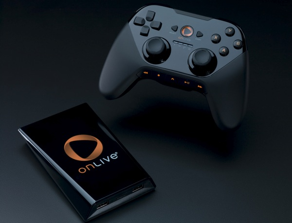 OnLive Game System 3