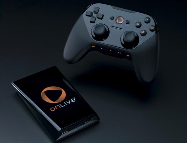 OnLive Game System 3