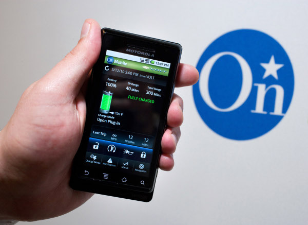 Onstar Mobile App >> Gm To Show Off Onstar S Mobile App At Google I O