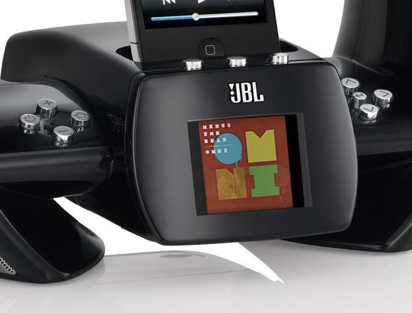 JBL On Air Air Play Speaker Dock Display