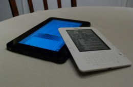 CL900 and Kindle