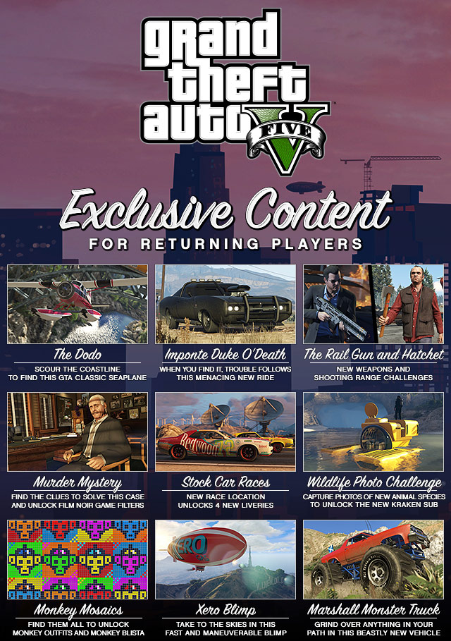 Here's what you get if you pre-order and upgrade from PS3 or Xbox 360.