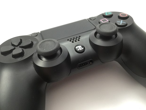 Double press the home button to quickly switch apps on the PS4.