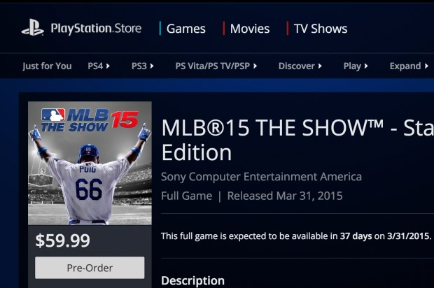 Pre-order PS4 games so you can pre-load them and play at midnight on the release date.