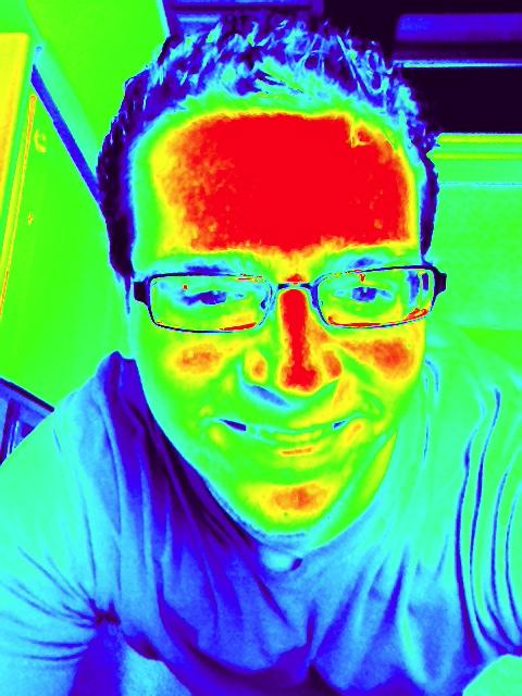 PhotoBooth iPad 2 App Example